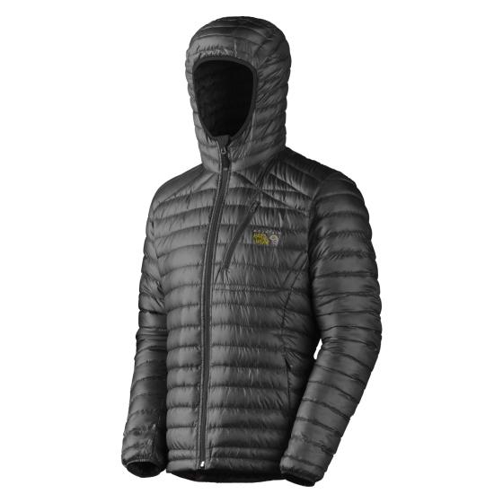 Mountain Hardwear Nitrous Hooded Jacket - M - Tiger - Bild: Mountain Hardwear
