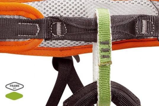 Petzl Klettergurt Hirundos : Petzl hirundos ein ultraleichter klettergurt zum sportklettern