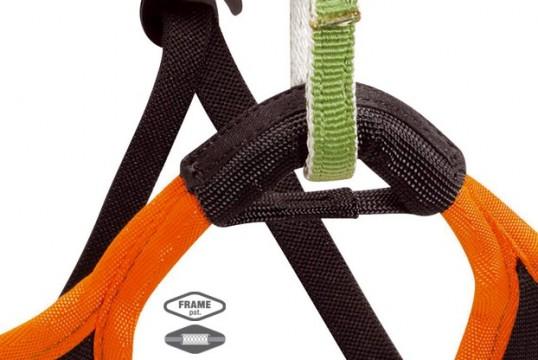 Skylotec Klettergurt Ultraleicht : Petzl hirundos ein ultraleichter klettergurt zum sportklettern
