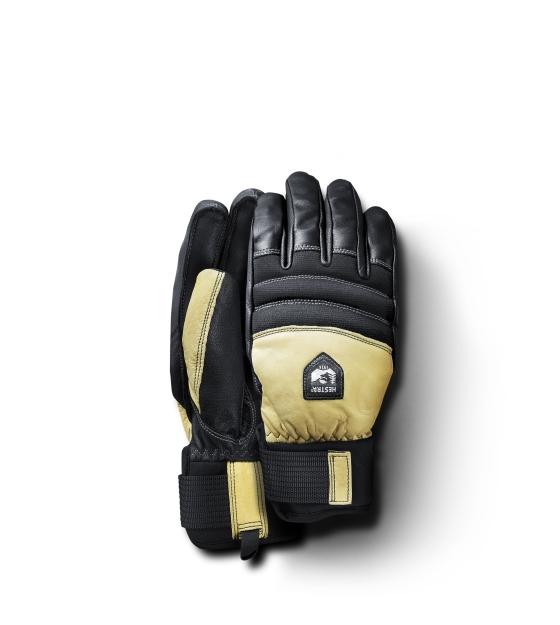 Army Leather Ascent 3014 - Bild: Hestra