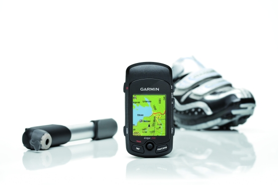 Garmin Edge 705 - Bild: Garmin