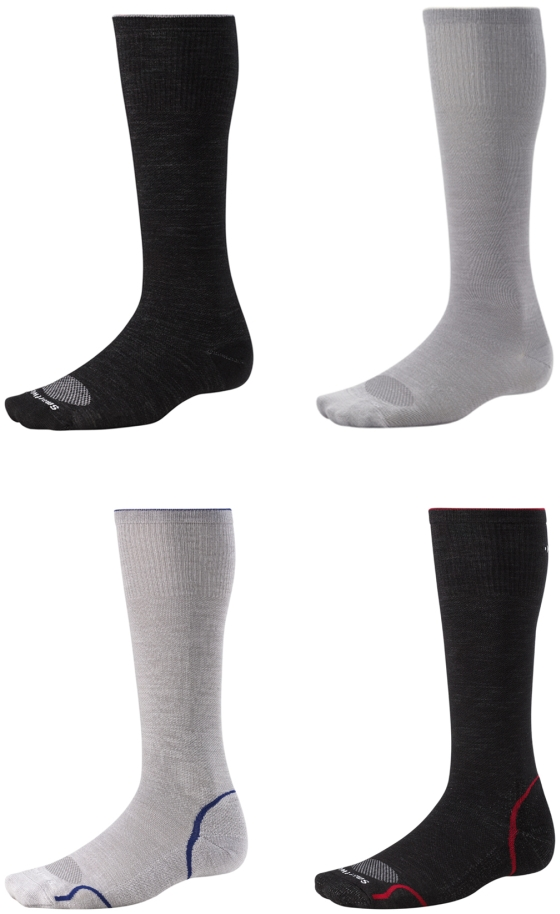 Smartwool PhD Graduated Compression Socks - Bild: Smartwool