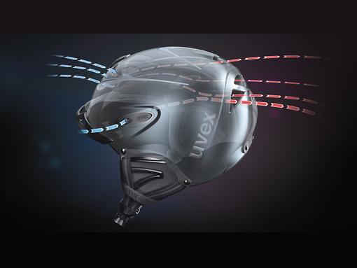 Uvex Helm