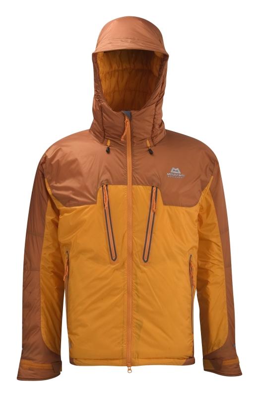 Mountain Equipment Citadel Jacket Russet/Orange - Bild: Mountain Equipment