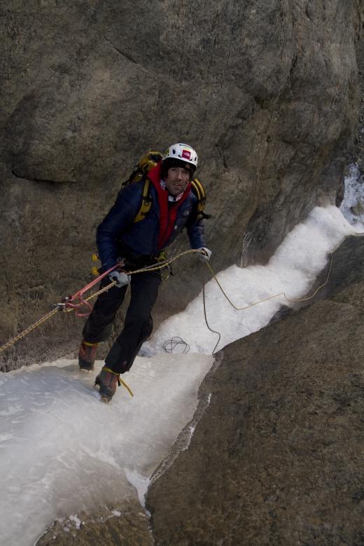 Photo: Kristoffer Erickson, Pakistan Winter expediton