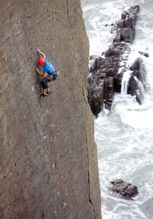 James Pearson - Bild: Dave Simmonite/The North Face