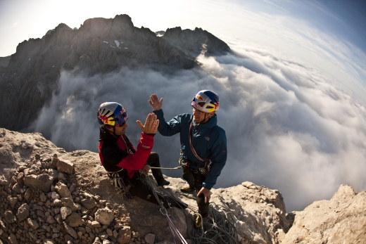 Iker und Eneko Pou - Bild: Tim Kemple/The North Face