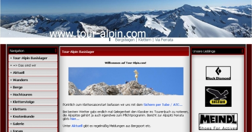 Tour Alpin
