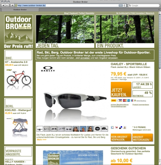Bild: OutdoorBroker