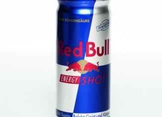Red Bull Energy Shot - Bild: Red Bull