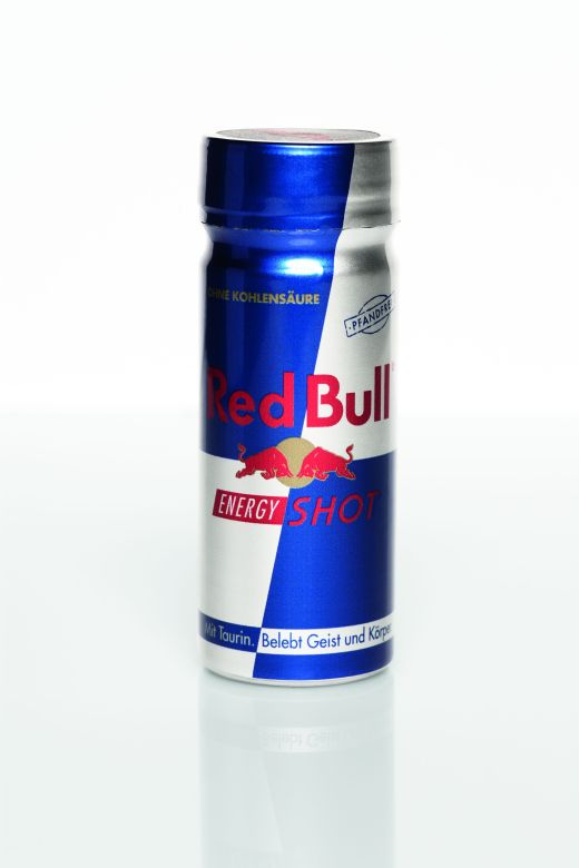 Red Bull Energy Shot - Bild: Red Bull