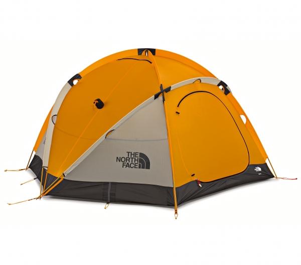 Das VE-25 is ein robustes Drei-Personen-Zelt, das sich zum weltweiten Standard bei Expeditionszelten etabliert hat - Bild: OutDoor / Messe Friedrichshafen
