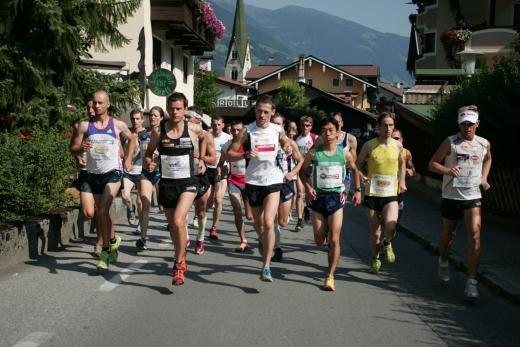 Harakiri Berglauf - Foto: Mayrhofen