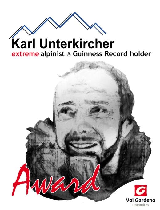 Karl Unterkircher Award - Foto: Gröden