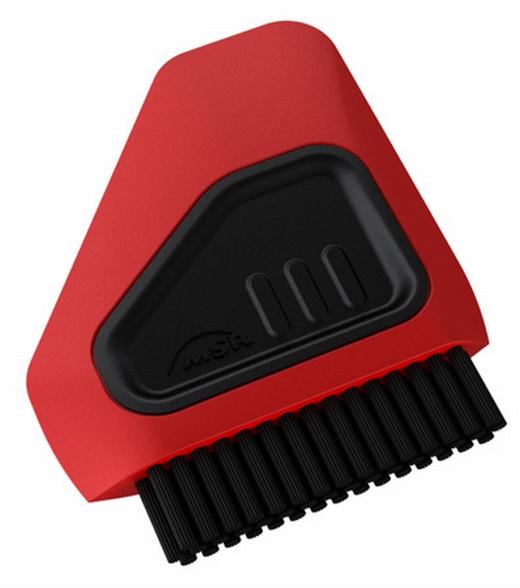MSR-Alpine-Dish-Brush-Scraper - Bild: Cascade Designs