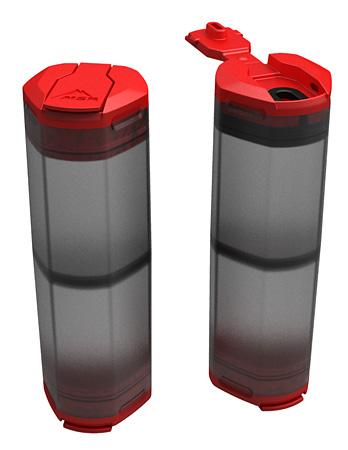 MSR-Alpine-Salt-Pepper-Shaker - Bild: Cascade Designs
