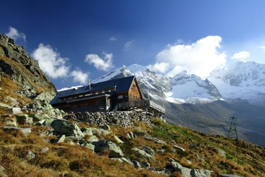 Mayrhofen Kassler Huette - Bild: Mayrhofen