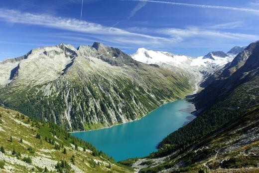 Mayrhofen Schlegeis - Foto: Mayrhofen