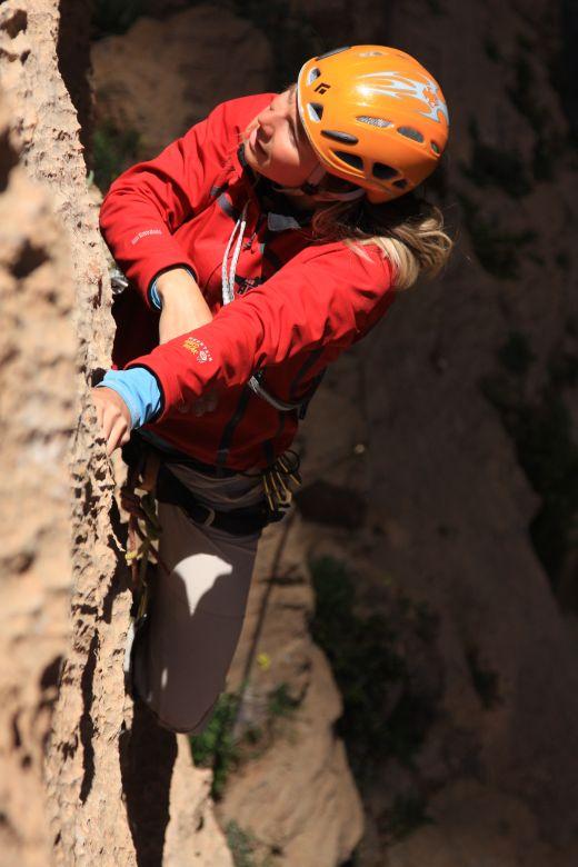 Foto: Mountain Hardwear bzw.  Foto: David Ravanel