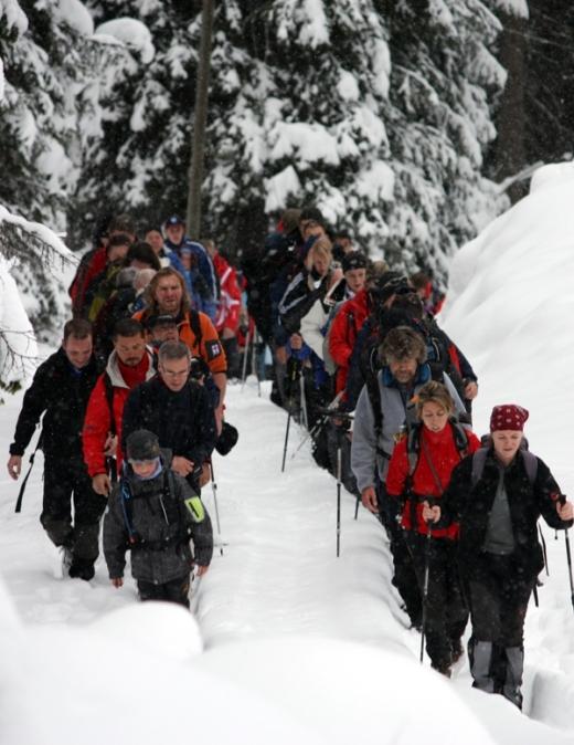 IMS 2009 - Walk mit Reinhold Messner / Copyright: IMS