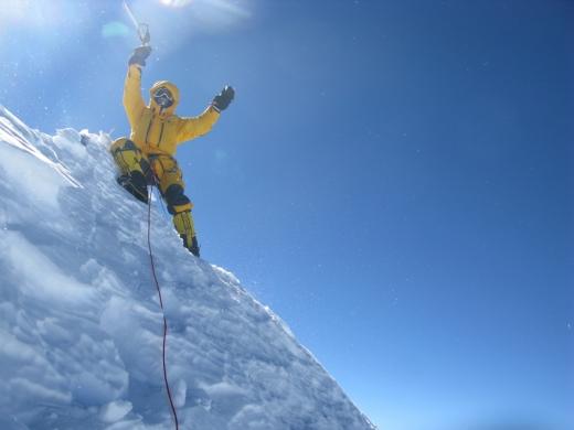 Makalu 2009 - Bild: The North Face