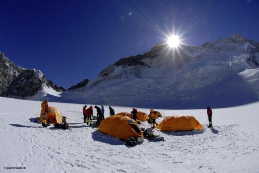 Camp1 Makalu - Foto: ®JoachimStark.de