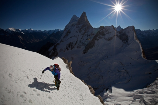 Photocredits: The North Face® / Jimmy Chin