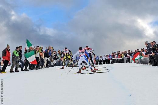Val di Fiemme: Tour de Ski 2011, Foto:Digital Dolomiti