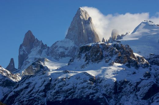 Fitz Roy, Patagonien Fotos: Klaus Fengler