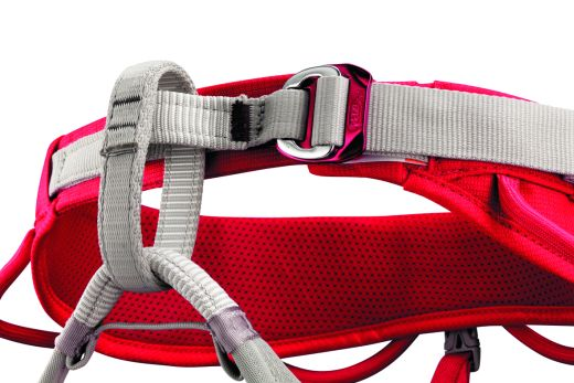 Klettergurt Petzl Sama : Gear of the week petzl sama hüftgurt bergfreunde