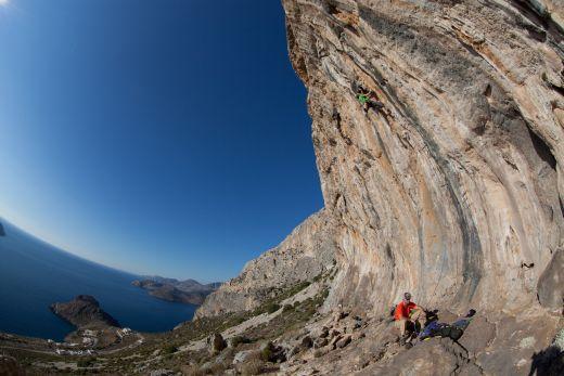 Iker und Eneko Pou - Copyright: The North Face / Damiano Levati