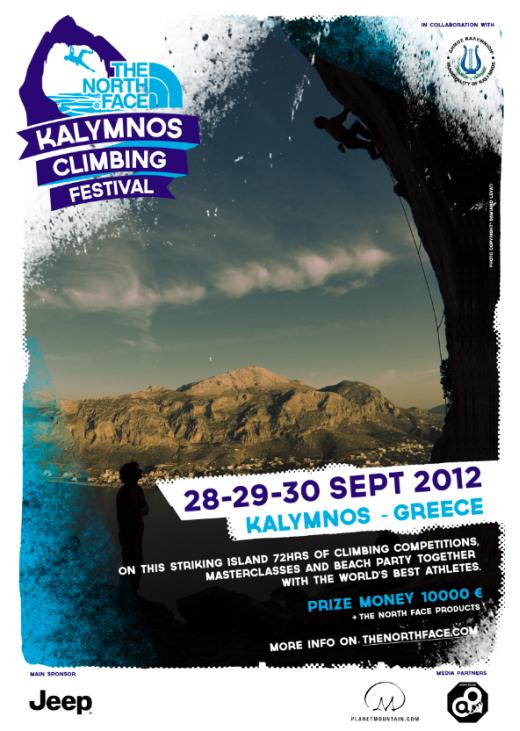 The North Face Kalymnos Climbing Festival - Bild: The North Face