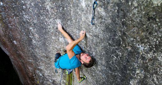 Vom 11. bis 12. August findet das SportScheck KletterCamp in der Fränkischen Schweiz statt. - Foto: SportScheck