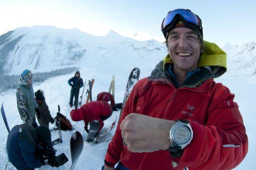 Greg Hill in 2 Million Reasons - Bild: Alpine Athlete Filmtour