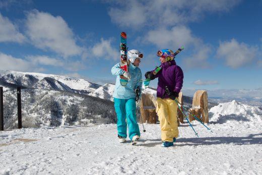 Elan Skis on Aspen Highlands - Bild:elan