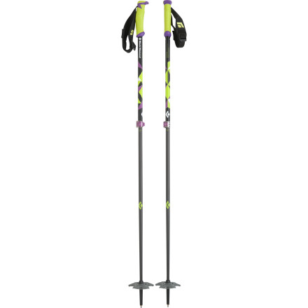 Black Diamond Carbon Probe Pole - Bild: Black Diamond