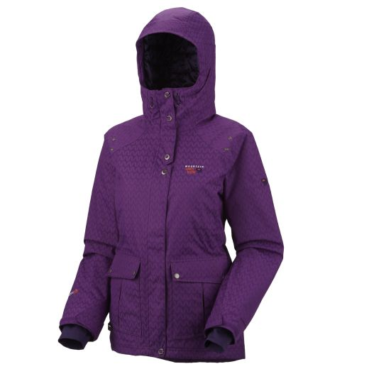 Mountain Hardwear Miss Snow It All Jacket - Bild: Mountain Hardwear