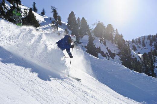 Ski fahren auf der Harakiri - Bild: Mayrhofen