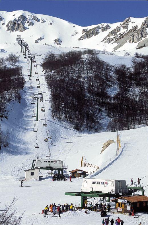 Ovindoli - Bild: www.visitabruzzo.de