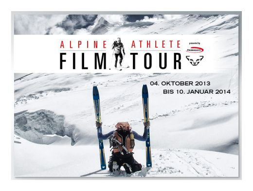 Alpine Athlete Film Tour 2013 präsentiert von Dynafit & PrimaLoft - Fotocredit: Alpine Athlete Film Tour 2013