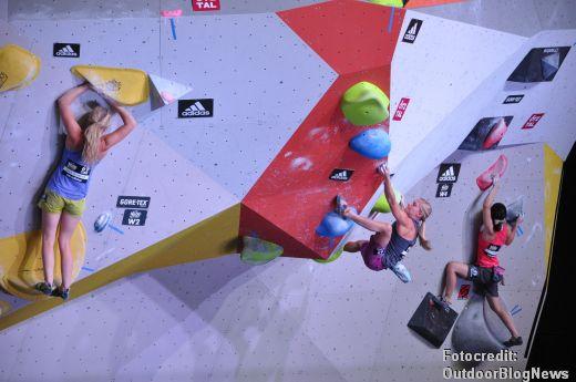 Katharina Saurwein bei den adidas ROCKSTARS