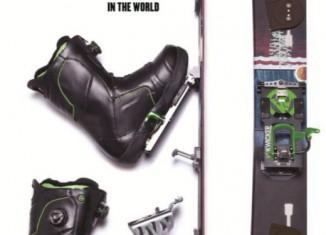K2 Snowboarding präsentiert das revolutionäre Kwicker® Splitboard-System - Fotocredit: K2