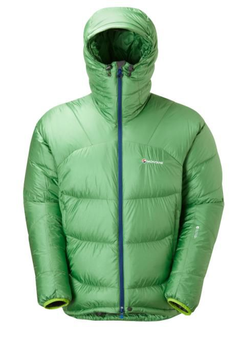 Montane Chonos Ultra Down Jacket - Fotocredit: Montane