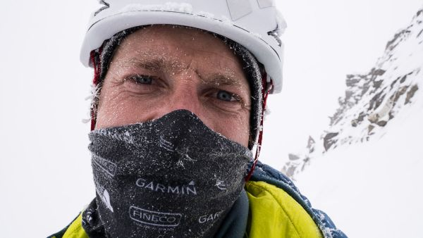 David Göttler self-portrait - Fotocredit: The North Face