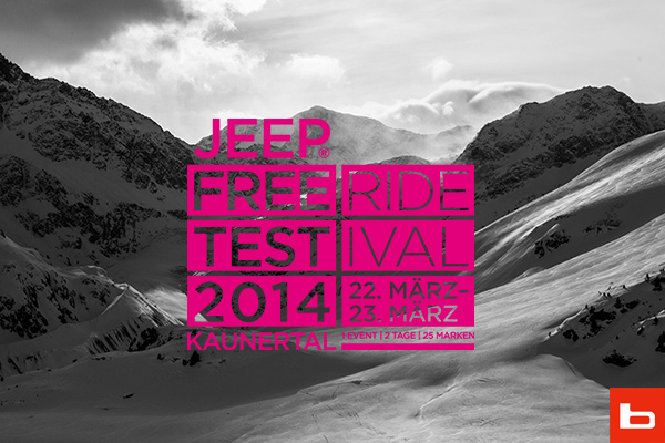 JEEP Freeride Testival