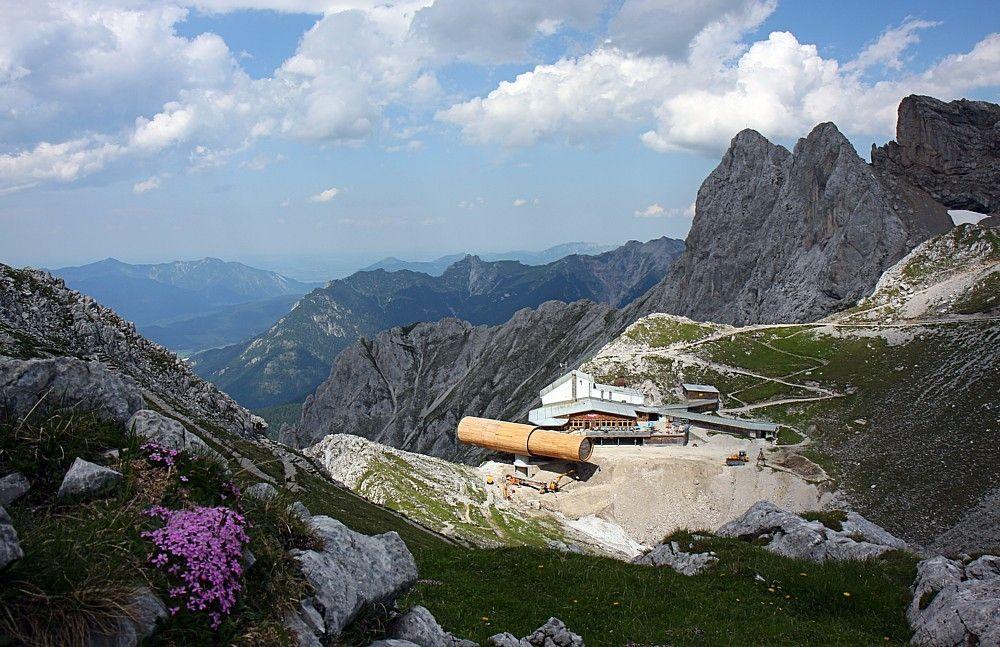 Naturinfozentrum Karwendel Fotocredit: Alpenwelt Karwendel - Fotograf: Pohmann