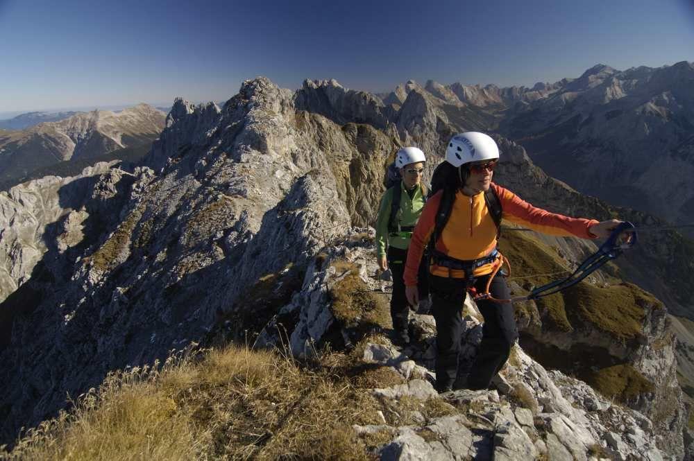 Karwendelbahn Fotocredit: Alpenwelt Karwendel - Fotograf: Wolfgang Ehn