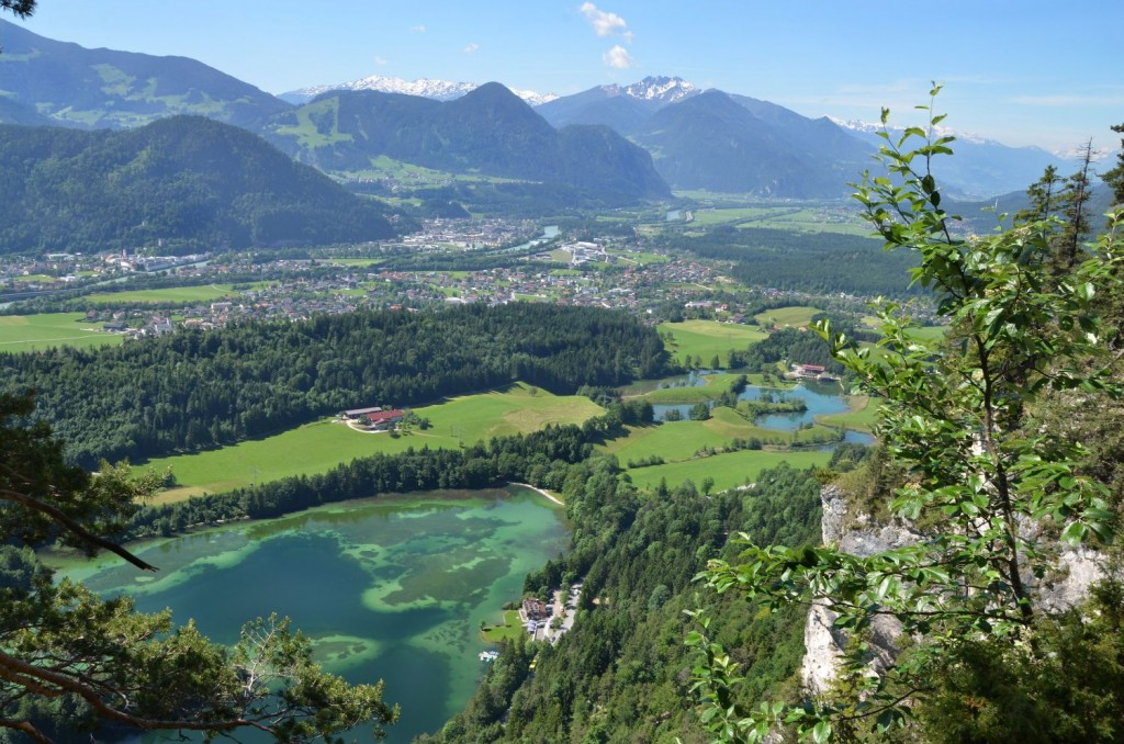 Klettersteig Reintalersee Kramsach - Fotonachweis: Grießenböck