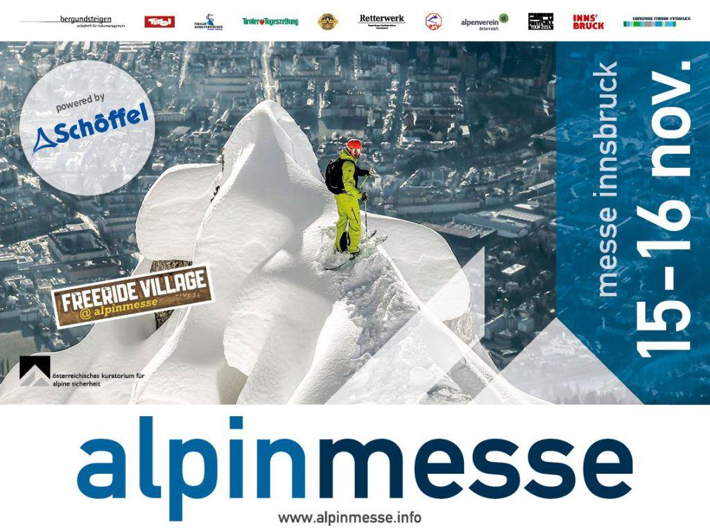 alpinmesse 2014 öffnet! am 15. + 16. November ihre Pforten bereits zum 9ten Mal - Credit: alpinmesse