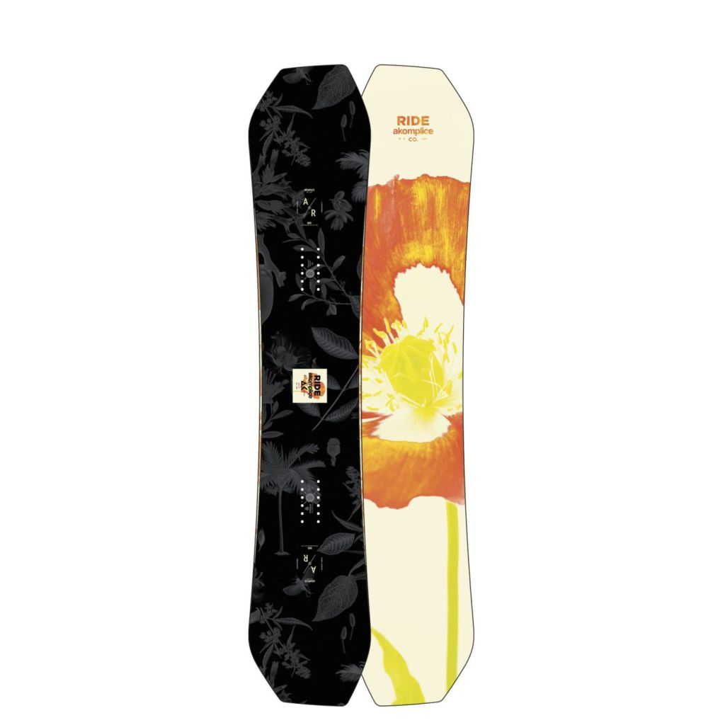 RIDE Snowboard Helix - Fotocredit: Ride Snowboards